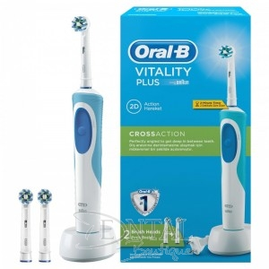 poza Periuta electrica Oral B Vitality Plus Cross Action